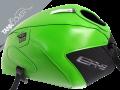 ER   6 F , 2012 - 2016 2015 pearly green & matt black for CANDY LIME GREEN / METALLIC FLAT SPARK BLACK (K)