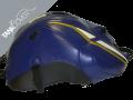 FZ  8 , 2010 - 2016 2010 / 2011 baltikblau, Deko weiss, Keder gold (E)