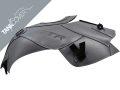 GTR 1400 , 2007 - 2009 2007 - 2009 stahlgrau für MOONDUST GRAY (A)