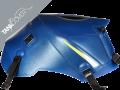 GSR  750 , 2011 - 2016 2015 / 2016 gitane blue, deco whithe & 'Fluo' for METALLIC TRITON BLUE [YSF]