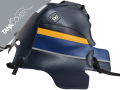 ELEFANT  750 / 900 , 1994 - 1999 1994 - 1999 navy blue, blue & yellow (A)