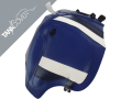 DR  750 BIG / DR 800 S , 1988 - 1990 1988 - 1990 blue, navy blue & white strips (1180A)