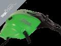 NINJA  650 , 2017 - 2019 2017 / 2018 black, green Deco for KRT EDITION (A)