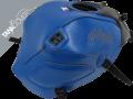 NINJA  650 , 2017 - 2019 2018 black & gitane blue for CANDY PLASMA BLUE (C)