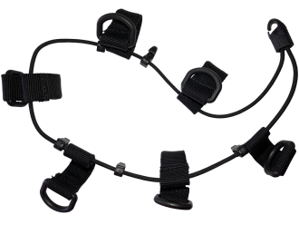Expander ring with hooks (for SPIDER systems)
