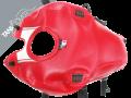 MONSTER 797 / 797+ / 821 / 821 DARK & STRIPE / 1200 / 1200 S / 1200 R , 2014 - 2020 2016 - 2018 red, deco white & silver for DUCATI RED [1200 R] (E)