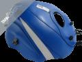 GPZ  500 S/ 500 EX , 1991 - 2003 2000 - 2002 gitane blue, light grey triangle (1222P)