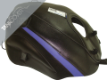 GPZ  500 S/ 500 EX , 1991 - 2003 1996 / 1997 black & lilac (J)