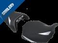 HONDA CB  650 R / CBR 650 R 'Série spéciale' , 2019 / 2020 black matt/'Racing' black/carbon black, deco & font sillver (A)