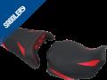 HONDA CB  650 R / CBR 650 R 'Série spéciale' , 2019 / 2020 black matt/'Racing' black/carbon black, fonts & deco red (D)